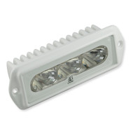 Lumitec CapriLT - LED Flood Light - White Finish - White Non Dimming