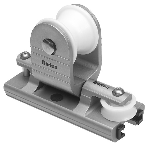 "Barton Marine Towable Genoa Car - Fits 32mm(1-1\/4"") T-Track"