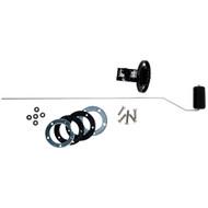 "VDO ALAS I Adjustable Fuel Sender - 6-15 3\/4"" - 3-180 Ohm, w\/Low Fuel Warning Contact"