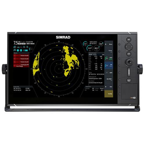 "Simrad R3016 Radar Control Unit Display - 16"""