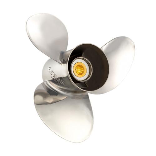 Solas 6431-133-17 Saturn 3 Blade Propeller