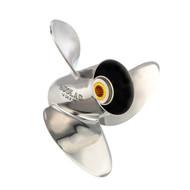 Solas 2441-133-17 Titan 3 Blade Propeller