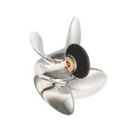 Solas 6453-133-15 Titan 4 Blade Propeller