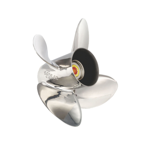 Solas 3553-141-19 Titan 4 Blade Propeller