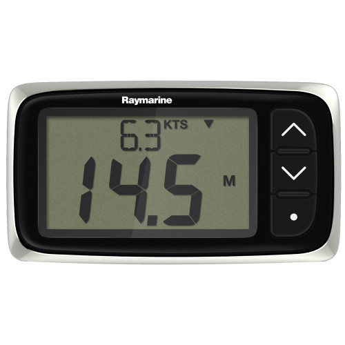 Raymarine i40 Bidata Display System w\/Thru-Hull Transducers