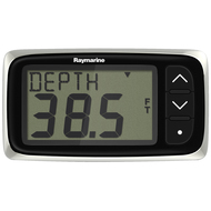 Raymarine i40 Depth Display System w\/Thru-Hull Transducer