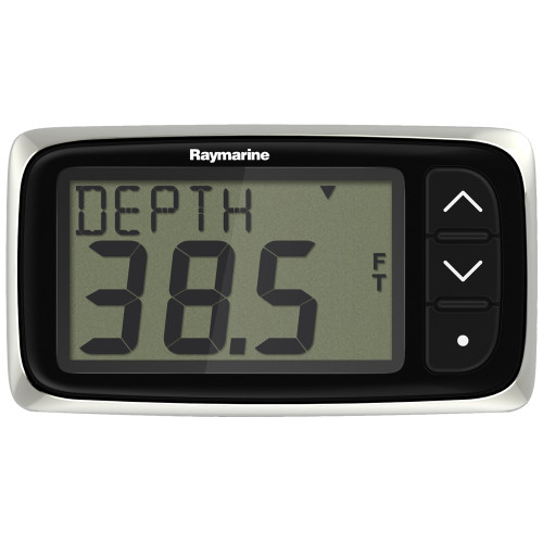 Raymarine i40 Depth Display System w\/Transom Mount Transducer