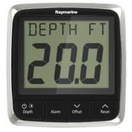 Raymarine i50 Depth Display System w\/Thru-Hull Transducer