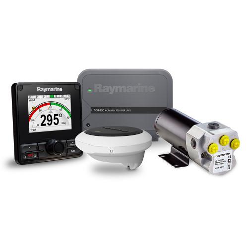 Raymarine Evolution EV-150 Hydraulic Autopilot System Pack
