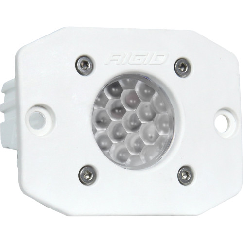 Rigid Industries Ignite Flush Mount Diffused - White LED