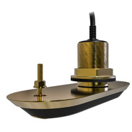 Raymarine RV-200 RealVision 3D™ All-In-One Bronze Thru-Hull Transducer - 0° - 8M Cable