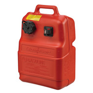 Scepter Marine 08580 6.6 Gallon Portable Fuel Tank