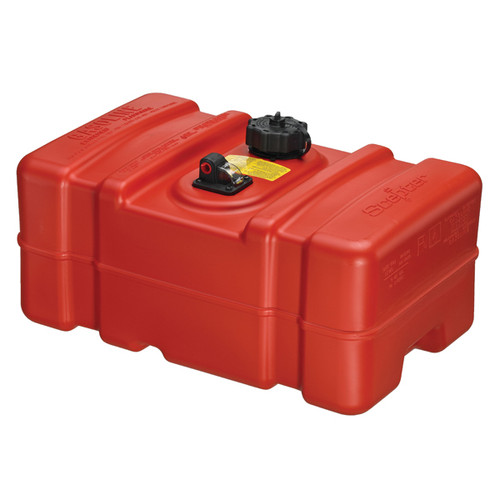 Scepter Marine 08667 9 Gallon Rectangular Portable Fuel Tank