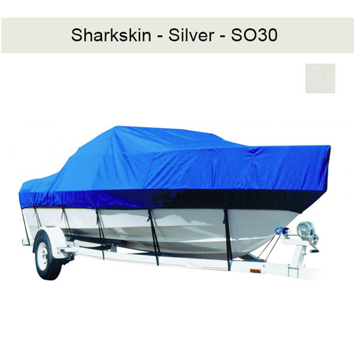 CrestLiner Fish Hawk 1750 SC w/No WIND O/B Boat Cover