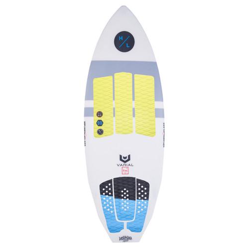 Hyperlite Varial 4.8 Trifecta Wakesurf Board Kit