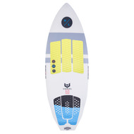 Hyperlite Varial 4.8 Trifecta Wakesurf Board Kit
