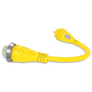 Furrion Pigtail Adapter 50 Amp 125V Female to 30 Amp Male
