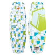 Liquid Force Fury 125 Kids Wakeboard W/ Rant 12T-5Y Bindings