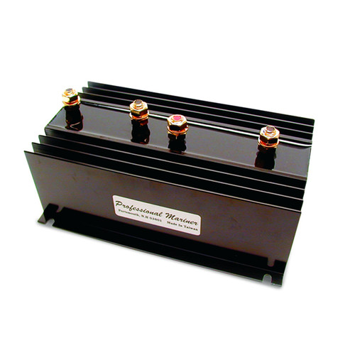 Guest 1 Alt 2 Battery Isolator - 70 Amp