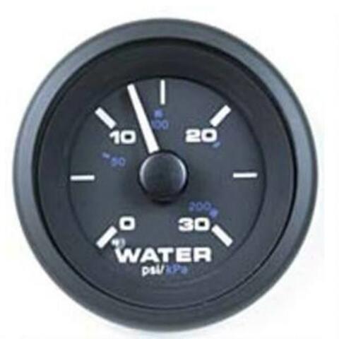 Sierra 62721P Premier Pro Series Water Pressure Gauge