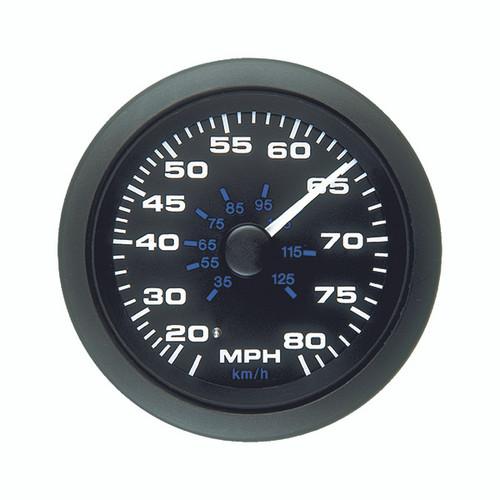Sierra 62723P Premier Pro Series Speedometer