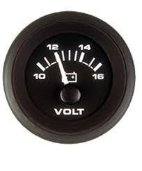 Sierra 62730P Premier Pro Series Voltmeter