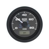 Sierra 781-627-080P Premier Pro Series Speedometer