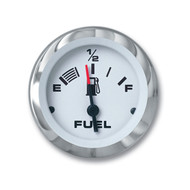 Sierra 65496P Lido Series Fuel Gauge
