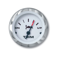 Sierra 65504P Lido Series Trim Gauge