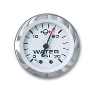 Sierra 65507P Lido Series Water Pressure Gauge