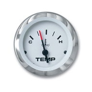 Sierra 65508P Lido Series Water Temp Gauge