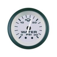 Sierra 62960P Driftwood Series Water Pressure Gauge