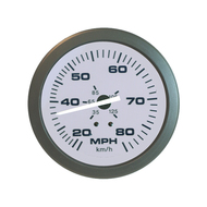 Sierra 63516P Driftwood Series Speedometer