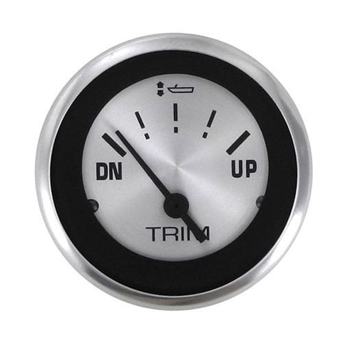 Sierra 63482P Sterling Series Trim Gauge