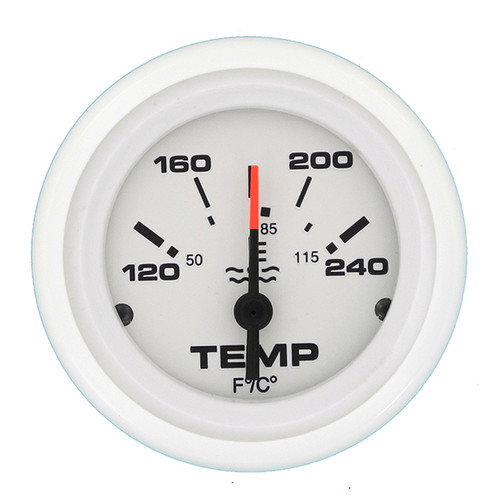 Sierra 68376P Arctic Series Water Temp Gauge