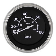 Sierra 80514P Heavy Duty Series Speedometer