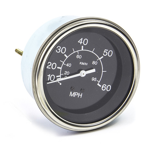 Sierra 80514PH Heavy Duty Series Speedometer
