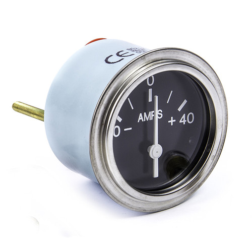 Sierra 80712P Heavy Duty Series Ammeter
