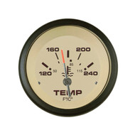 Sierra 59706P Sahara Series Water Temp Gauge