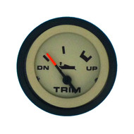 Sierra 62369P Sahara Series Trim Gauge