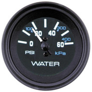 Sierra 68394P Eclipse Series Water Pressure Gauge