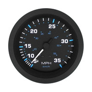 Sierra 68395P Eclipse Series Speedometer