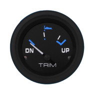 Sierra 68404P Eclipse Series Trim Gauge