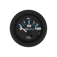 Sierra 68393P Eclipse Series Oil Pressure Gauge