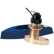 Furuno 525STID-MSD Bronze Thru-Hull Multisensor w\/ High-Speed Fairing Block, 600w (10-Pin)