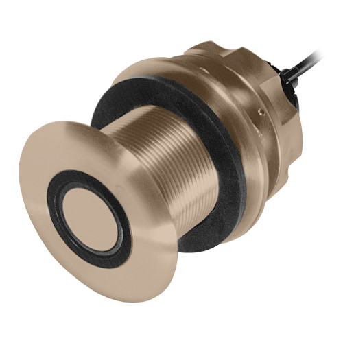Furuno 235DHT-MSE Bronze Thru-Hull, Digital Depth and High-Precisiion Temp Sensor (7-Pin)