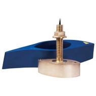 Furuno 526T-HDN Bronze Broadband Thru-Hull Transducer w\/ Temp and Hi-Speed Fairing Block, 1kW (No Plug)