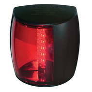 Hella Marine NaviLED PRO Port Navigation Lamp - 2nm - Red Lens\/Black Housing
