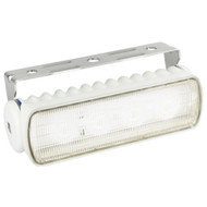 Hella Marine Sea Hawk-R LED Floodlight - White LED\/White Housing