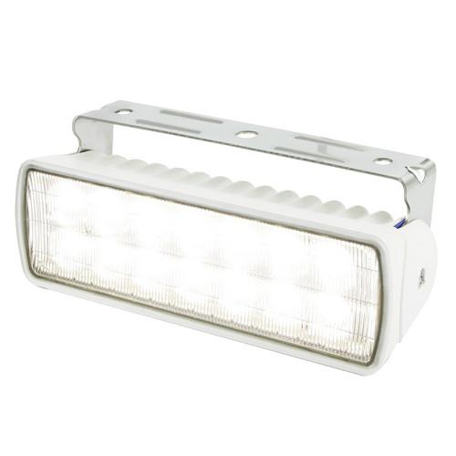 Hella Marine Sea Hawk-XLR LED Floodlight - White LED\/White Housing
